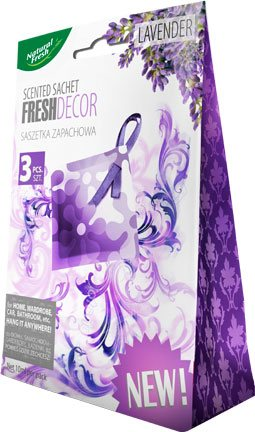 Air Aroma - FRESH DECOR SCENTED SACHET