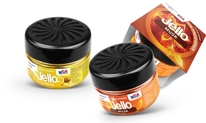 Air freshener Personalized private label - jello